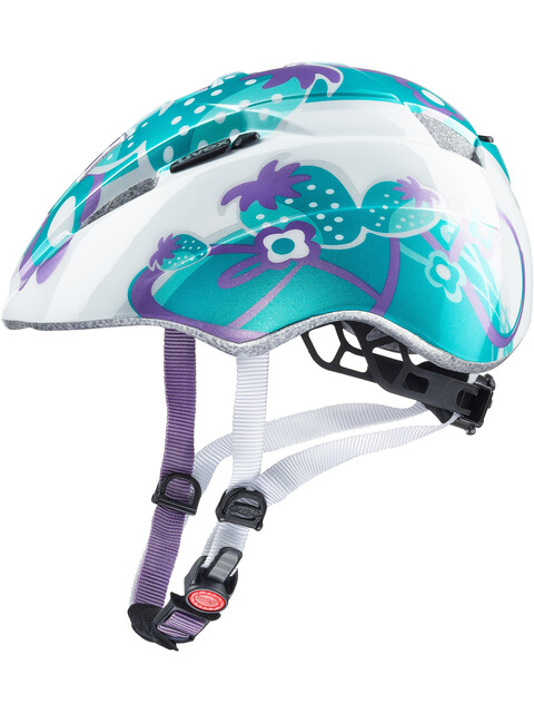 UVEX Kid 2 Helmet mint strawberry